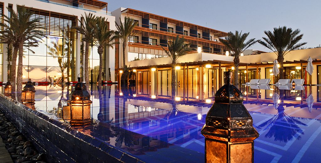 Venez goûter au luxe du superbe Sofitel Mogador - Sofitel Essaouira Mogador Golf & Spa 5* Essaouira