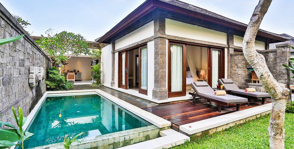 Où vous attend votre One Bedroom Pool Villa