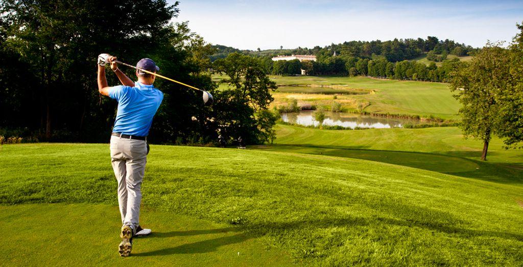 Passionné de golf ? Vous êtes au bon endroit !
