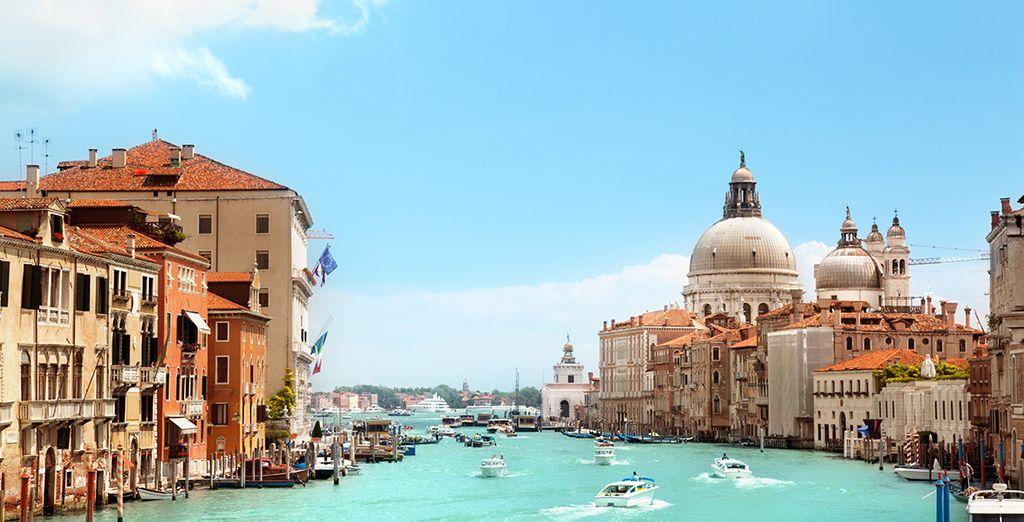 Faites une virée dans la lagune de Venise