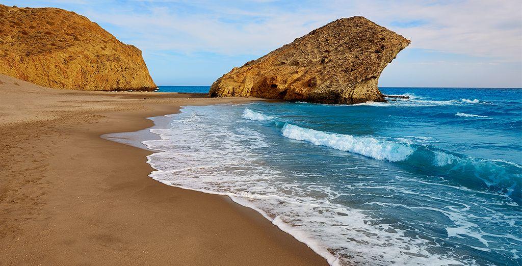 Ah, l'Espagne, ses plages dorées et son soleil...