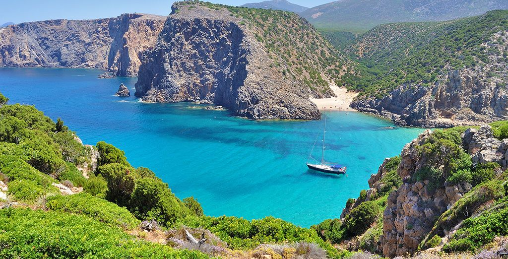 Bon séjour en Sardaigne !