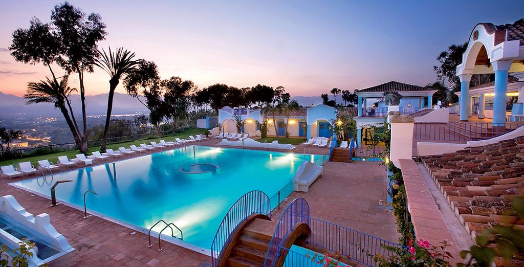 Bienvenue en Sardaigne  - Hôtel Arbatax Borgo Cala Moresca 4* Arbatax