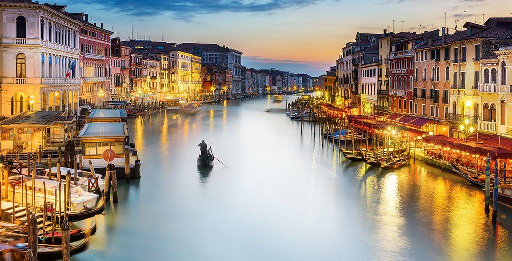Installé sur les rives du Grand Canal - Hôtel Carlton on the Grand Canal 4* Venise