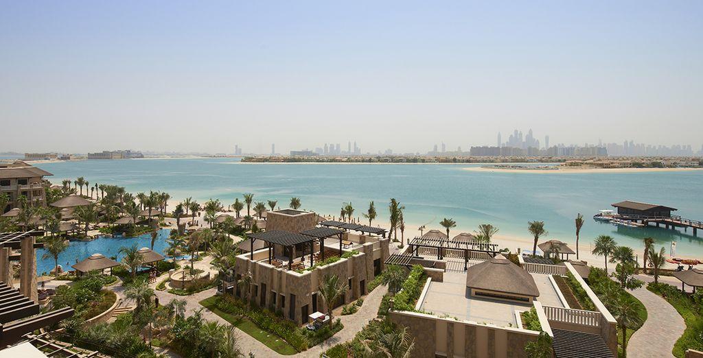 Où vous attend le Sofitel The Palm Dubaï