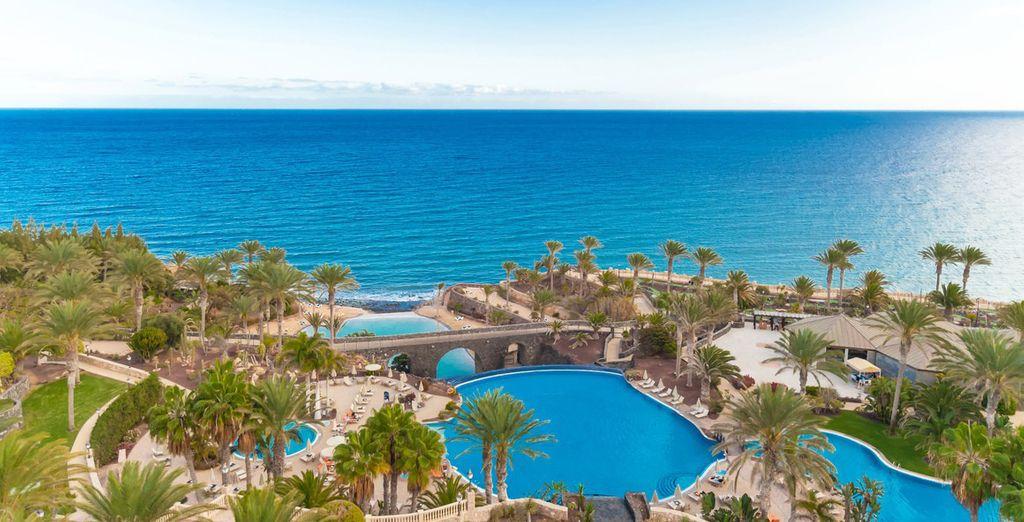 Envolez-vous pour Fuerteventura... - Hôtel Rio Calma 4* Costa Calma