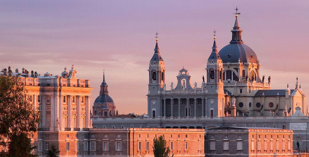 Envie vous réveiller face au palais royal ?