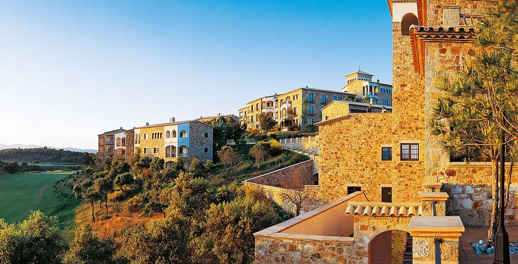 Une résidence de standing au charme incomparable...