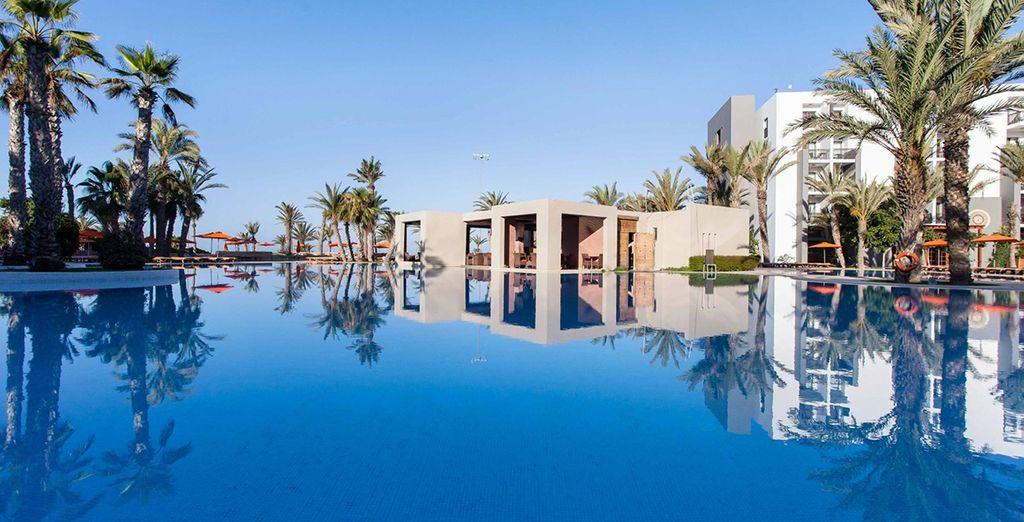 Bienvenue à Agadir - Hôtel Royal Atlas 5* Agadir