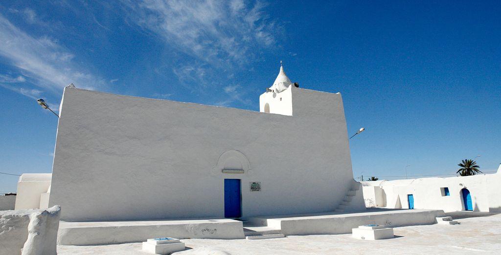 Pour découvrir les merveilles de Djerba !