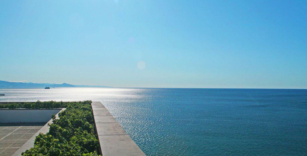 Bienvenue à l'hôtel Punta San Martino 4*