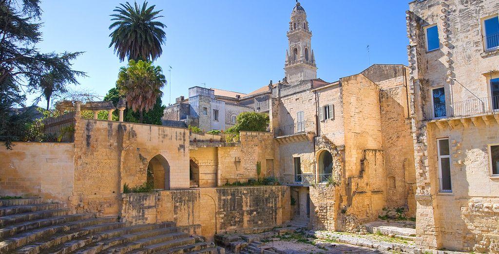Explorez Lecce