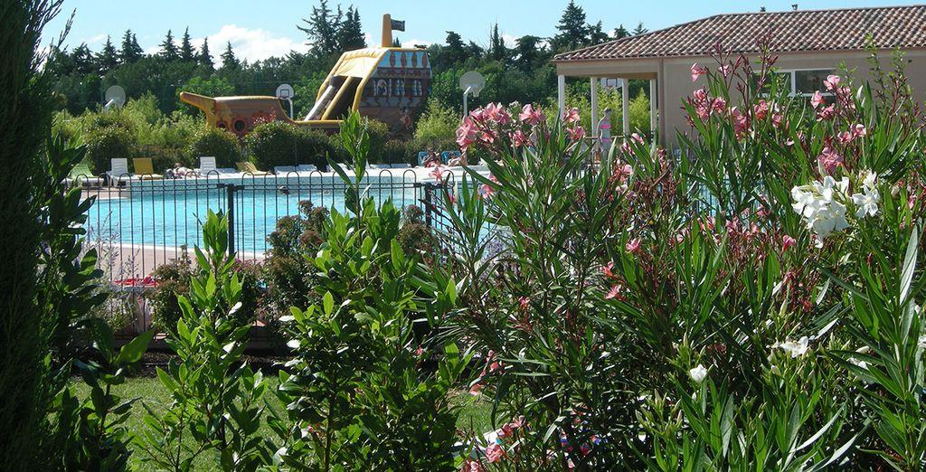 Un joli coin de Provence vous attend...