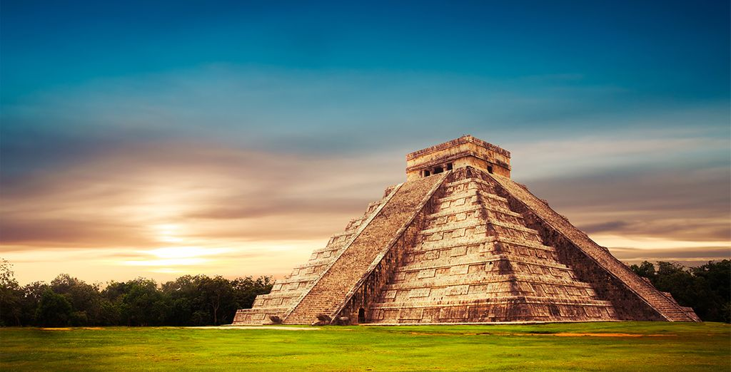 Choisissez de commencer votre séjour par un circuit à la découverte du Yucatan