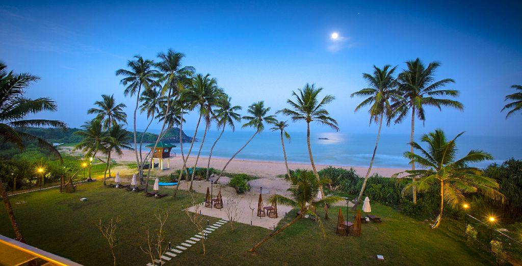 Le Shinagawa Beach 4* membre des Small Luxury Hotels of The World...