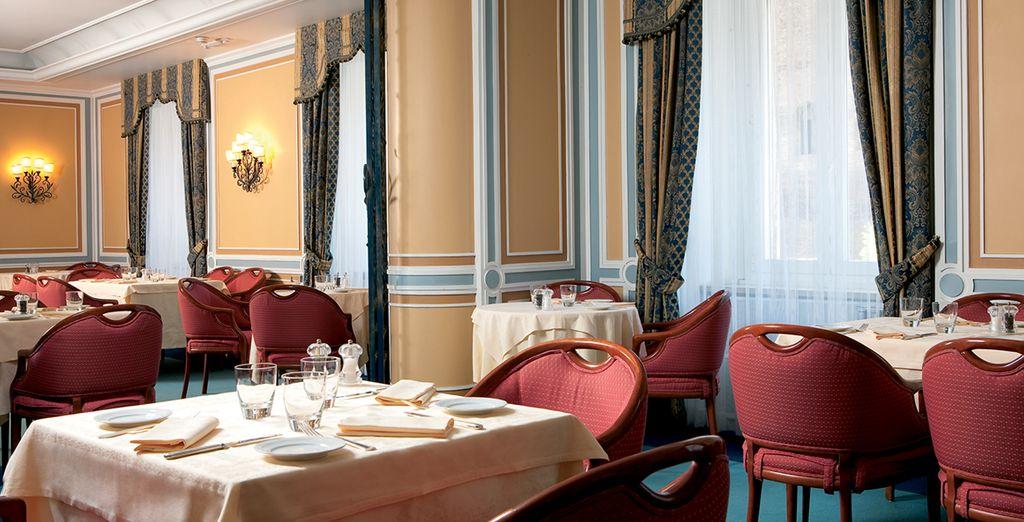 Envie de découvrir la vraie cuisine italienne ? Direction le restaurant !