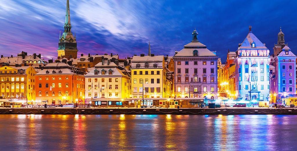 Tombez sous le charme de la capitale suédoise...