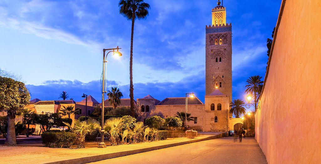 Visiter les plus beaux endroits de la ville