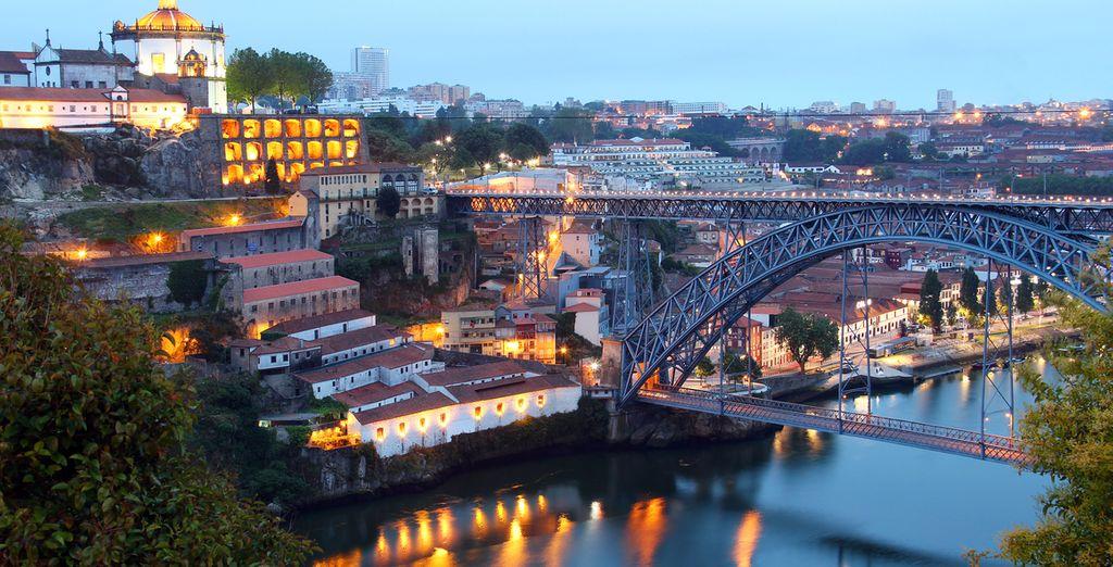 A Vila Nova de Gaia y Porto