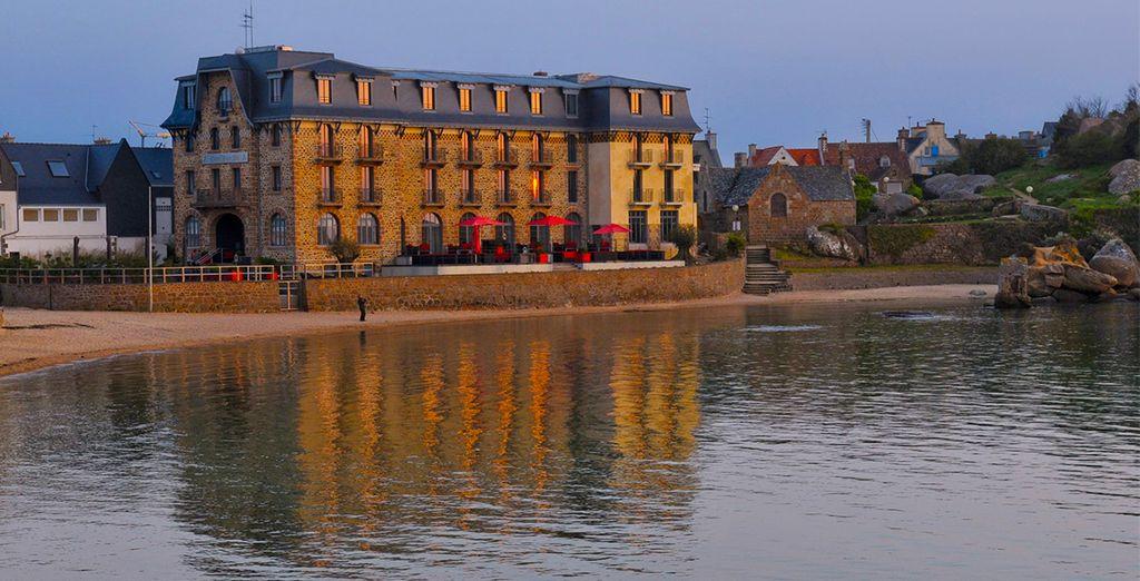 l'Hôtel Castel Beau Site vous fera passer un séjour mémorable.