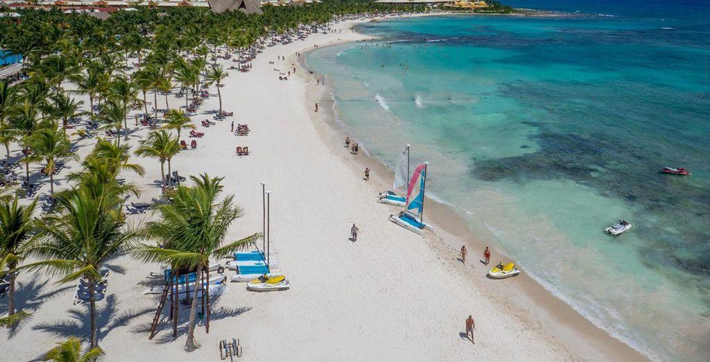 Sur la sublime Riviera Maya
