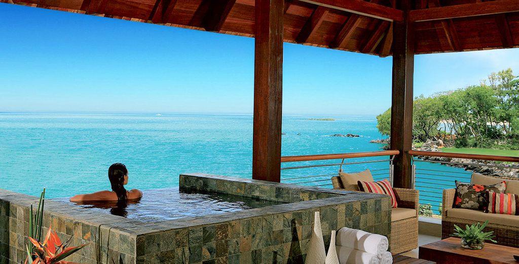 Evadez-vous dans les limbes turquoise de l'île Maurice...