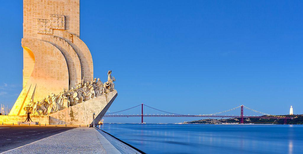 Bonne virée à Lisbonne !