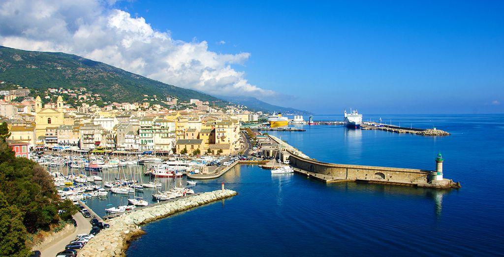 Prenez une journée pour découvrir les merveilles de Bastia