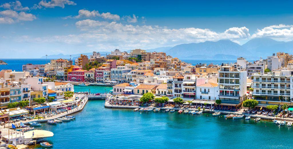 Laissez-vous envoûter par les paysages de rêve de la Crète... - Autotour à la découverte de la Crète 4* Heraklion
