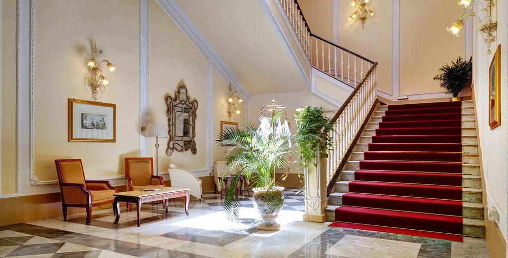 Découvrez votre hôtel Mercure Excelsior 4* - Hôtel Mercure Excelsior 4* Palerme