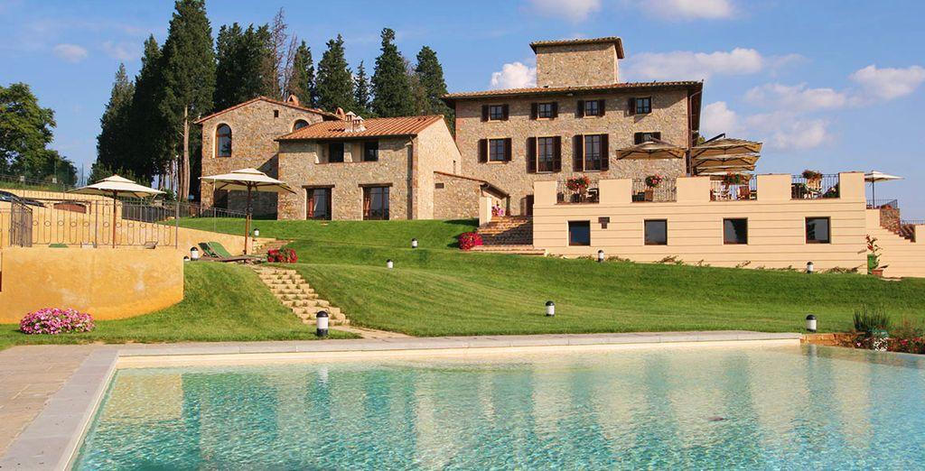 Suivez-nous en Toscane