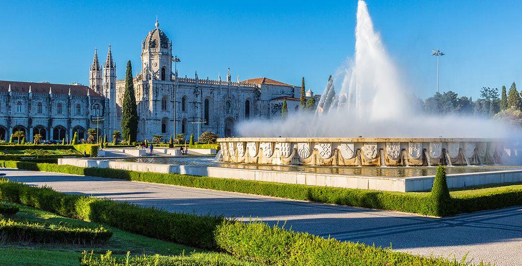 Bon séjour à Lisbonne !