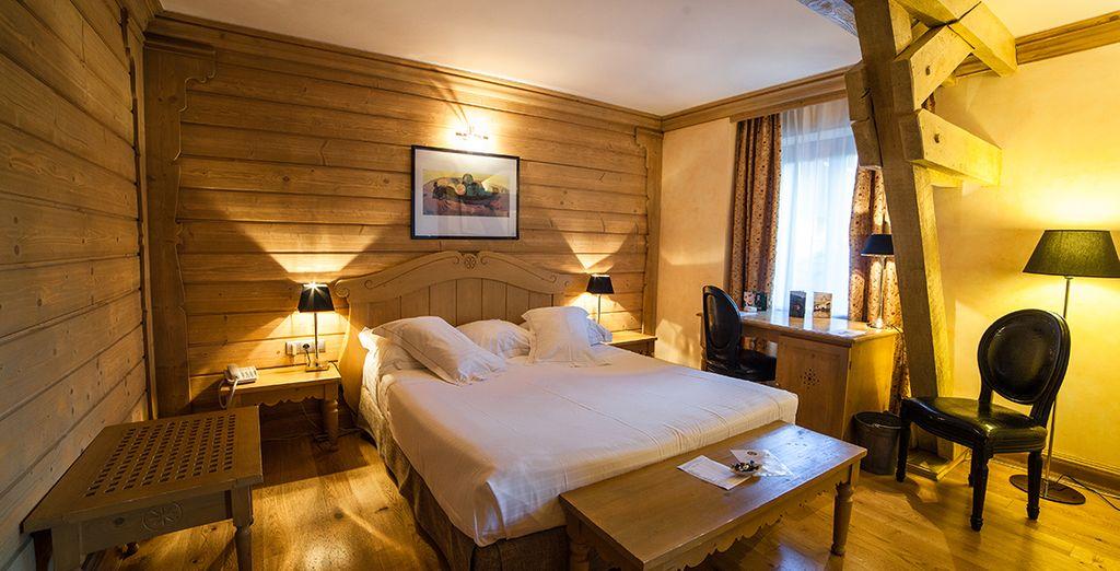 Prenez place dans votre chambre Forêt Standard...