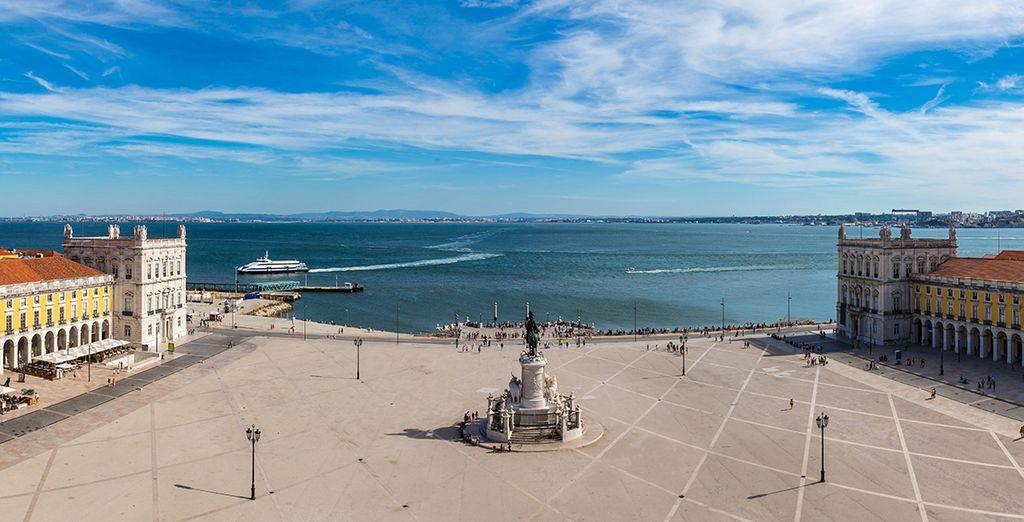 et découvrir la beauté envoutante et déroutante de Lisbonne
