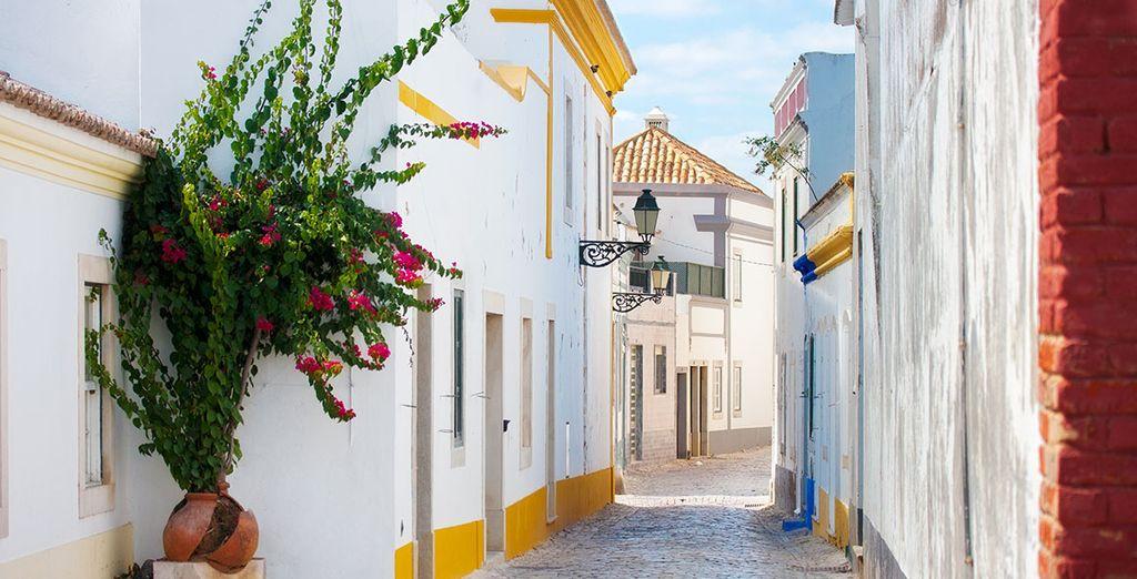 Vous ne voudrez plus quitter la ville de Faro