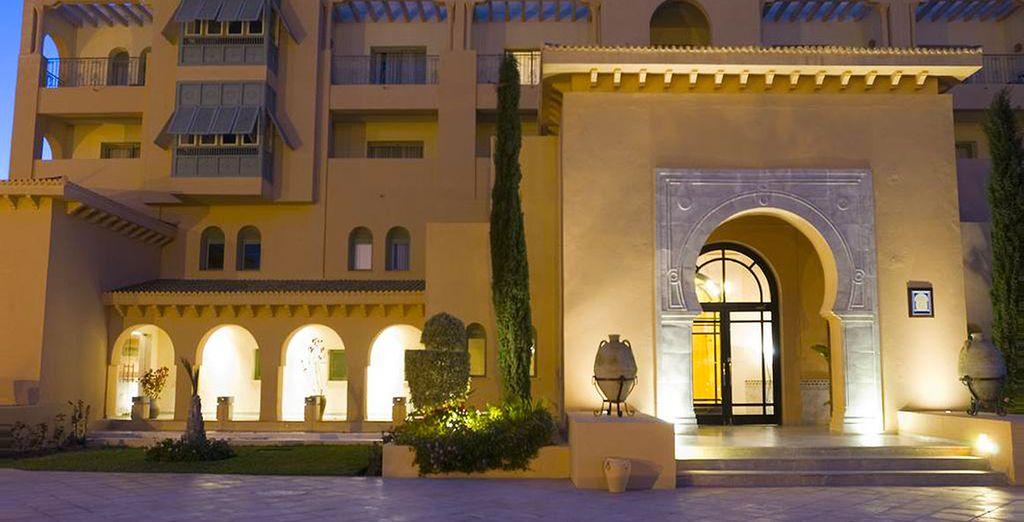 Bienvenue à l'Alhambra Thalasso & Spa