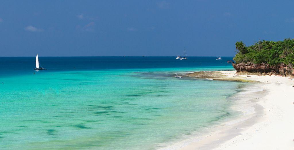 Bon séjour sur cette île paradisiaque !