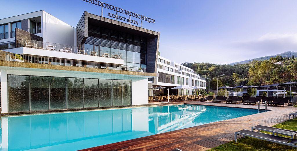 Bienvenue à l'hôtel Macdonald Monchique Resort & Spa 5*...
