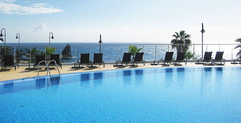 Envie d'un séjour 5* face à l'océan Atlantique ?