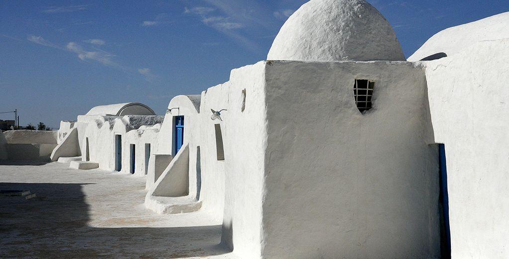 Et laissez-vous embarquer par le rythme de vie tunisien