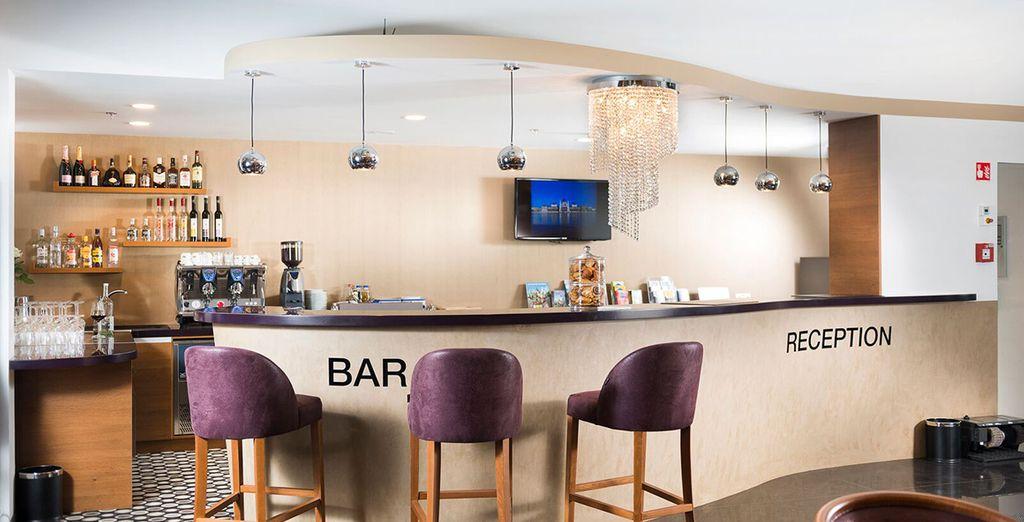 Et en fin de journée, le bar sera votre lieu préféré pour des moments de détente