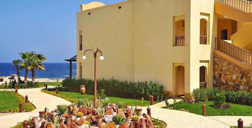 Bienvenue au Concorde Moreen Beach & Spa Resort,