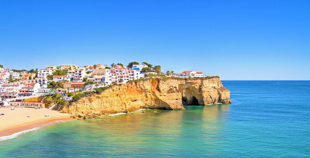 Partez en Algarve à Portimão !