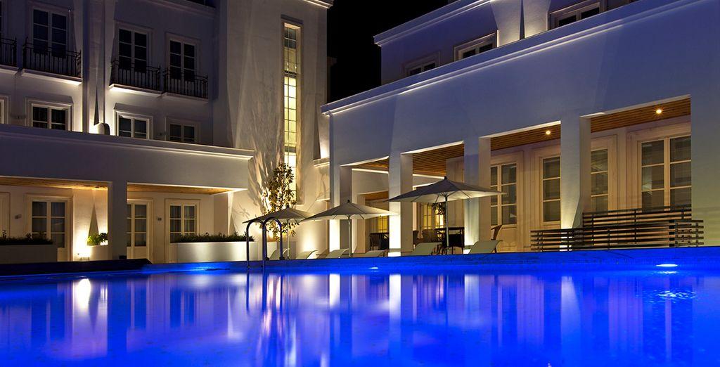 Plongez dans un écrin de luxe...