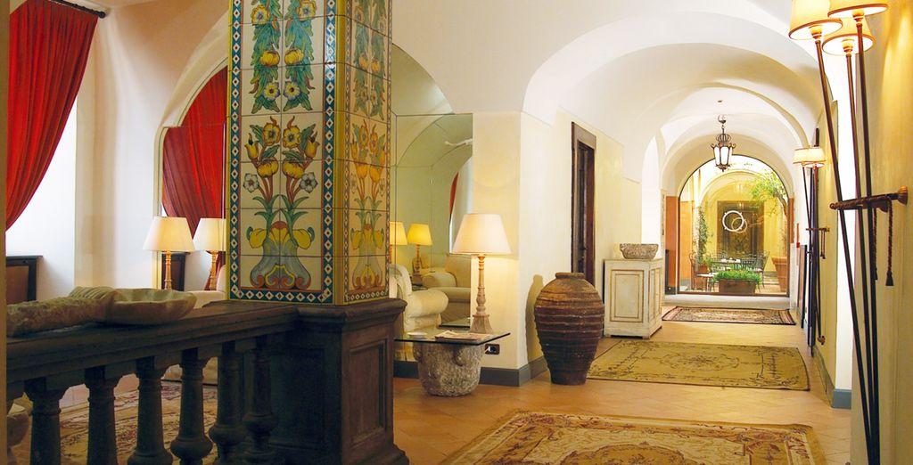 Découvrez avec plaisir l'hôtel San Francesco Al Monte 4*