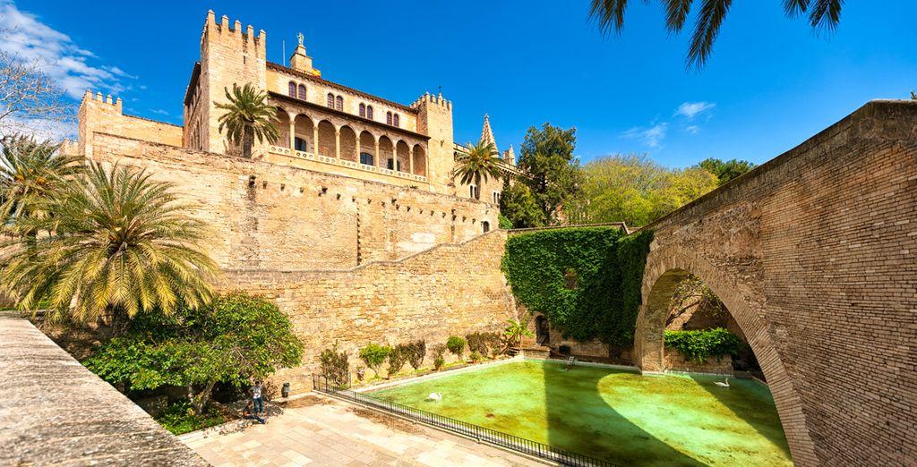 Partez à la découverte de Majorque...