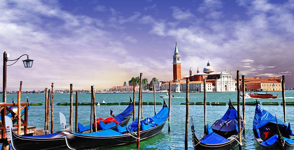 Une chose est sûre vous allez adorer votre séjour à Venise...