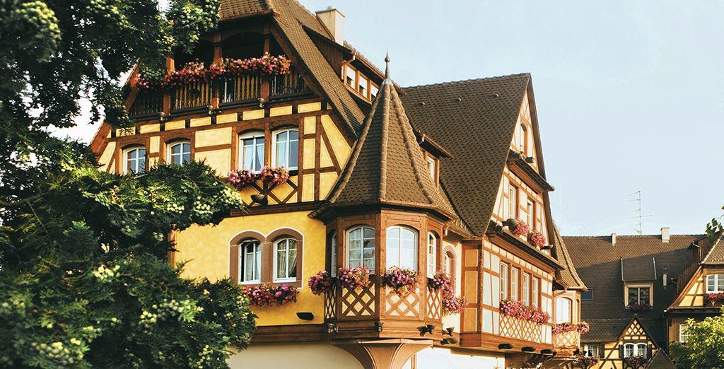Bon séjour en Alsace