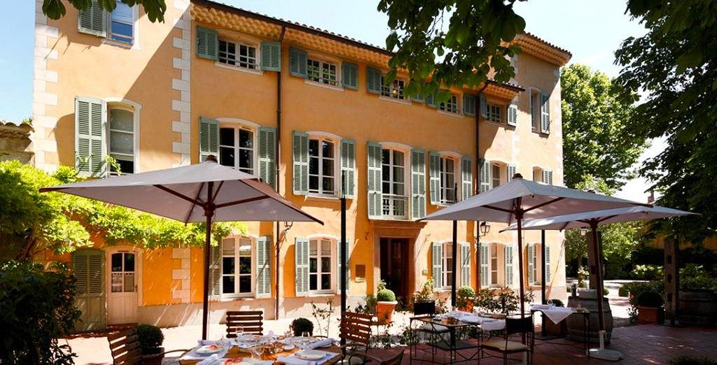 Offrez-vous une douce escapade à l'Hostellerie de l'Abbaye de la Celle
