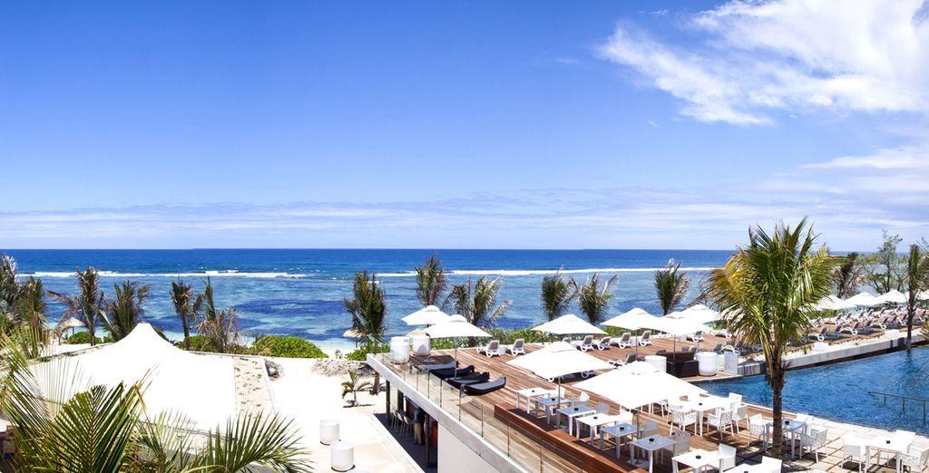 Direction l'hôtel Radisson Blu Poste Lafayette Resort & Spa Mauritius